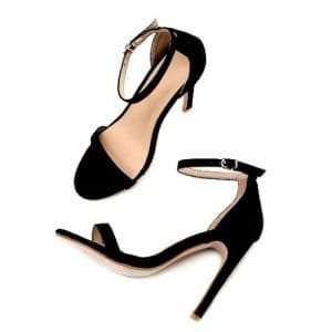 Lush Strappy Simple Heels