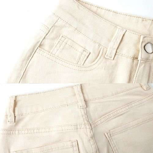 Beach Washed High Waisted Jeans